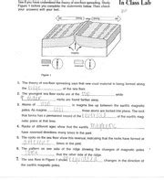 Sea Floor Spreading Worksheet Answers by Sea Floor Spreading Worksheet Answer Key Thefloors Co