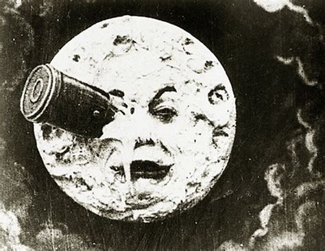 george melies voyage to the moon set design cinema the red list