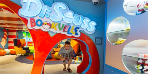 The Coolest Kids' Clubs at Sea