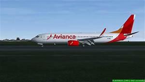 Boeing 737-800 Avianca - Sbsl