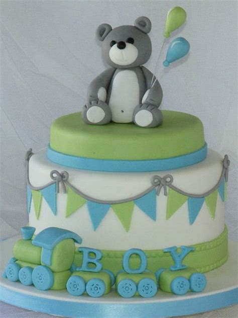 Cake Decoration Ideas For Boy by Baby Boy Cake By Cakeheaven Cakesdecor Cake