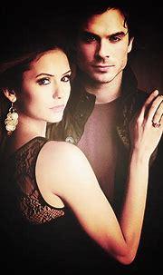 Damon Salvatore and Elena Gilbert - Vampire Diaries Fans ...