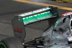 Whether that be qualifying results. F1 Mercedes F-Duct is illegal | The Australian News