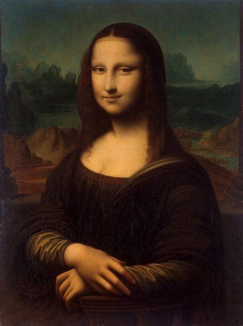 portrait  mona lisa gioconda hermitage museum