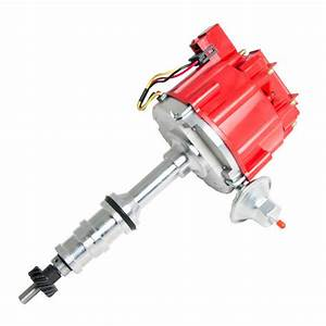 Ford 330 361 391 Heavy Duty Truck Hei Distributor Red 1