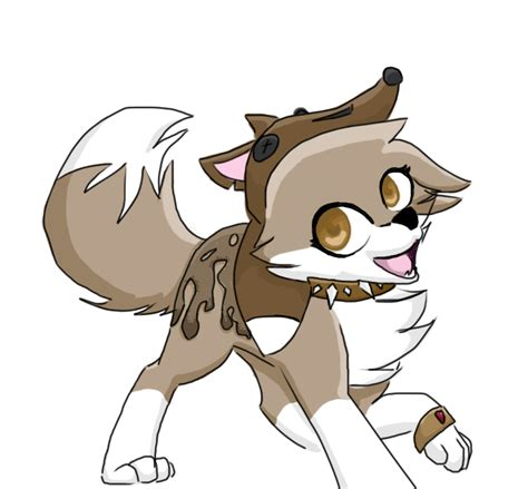 aj fox   loopy animal jam pinterest plays