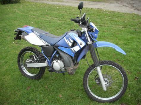 Yamaha Dt 125 Rh Enduro Blau Ez08 06 1 Hd Biete Motorrad