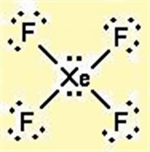 Xenon Tetrafluoride, XeF4 Molecular Geometry & Polarity