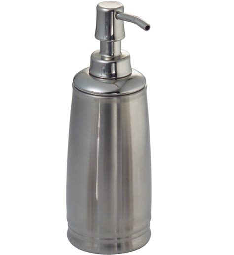 Cameo Metal Soap Dispenser   Stainless Steel in Soap