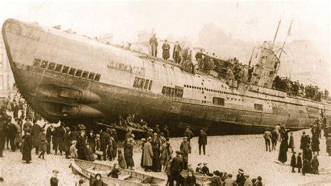 German U Boats Sunk American Ships by German Subs Sunken Wwi U Boats A Bonanza For Historians