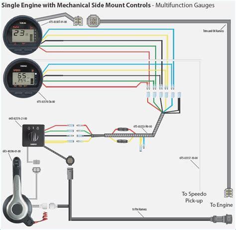 yamaha tachometer wiring diagram vivresaville