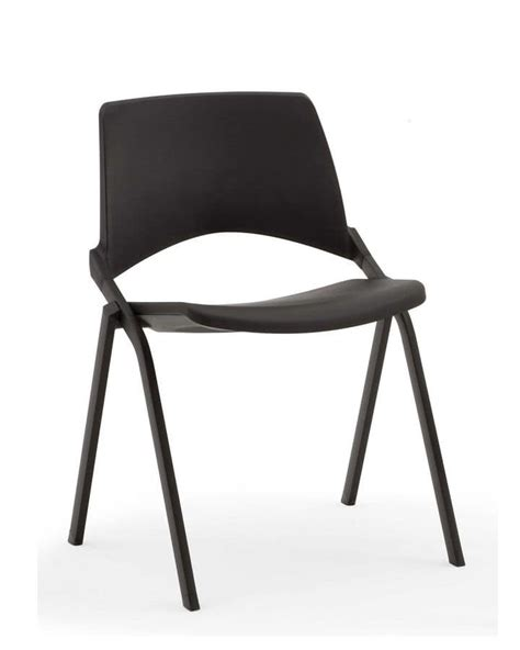 comfortable chair stackable for conference room idfdesign