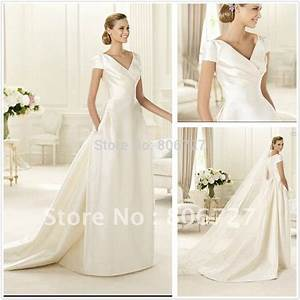 aliexpresscom buy new design simple but elegant short With simple but elegant wedding dresses