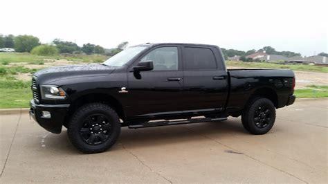 2014 Ram 2500 Blacked Out Edition 4x4 Cummins Diesel