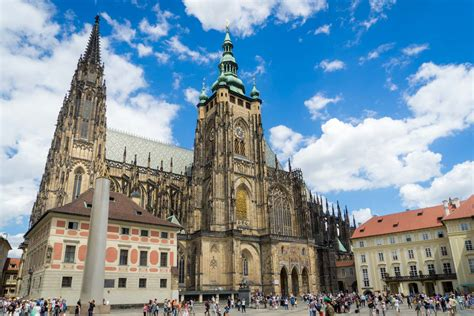 Visiting Prague Castle And St Vitus Cathedral What You