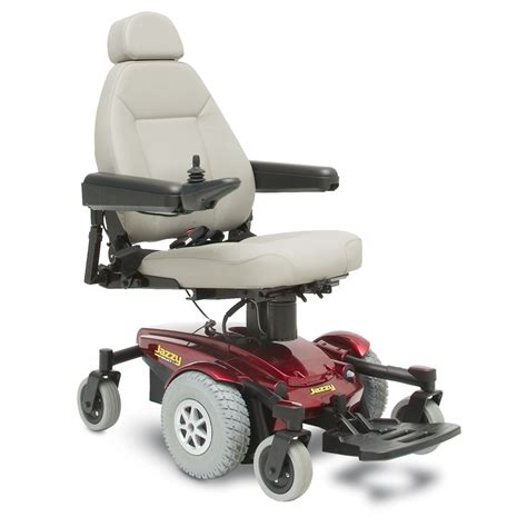 Jazzy Power Chairs Accessories by Jazzy Select 6 Powerchair Buy Best Price Electric
