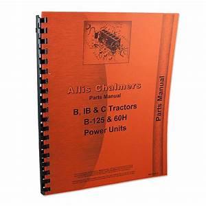 Ac B Parts Manual