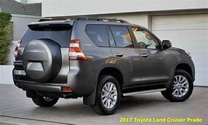 Toyota Land Cruiser 2017 : 2017 toyota land cruiser prado review auto toyota review ~ Medecine-chirurgie-esthetiques.com Avis de Voitures