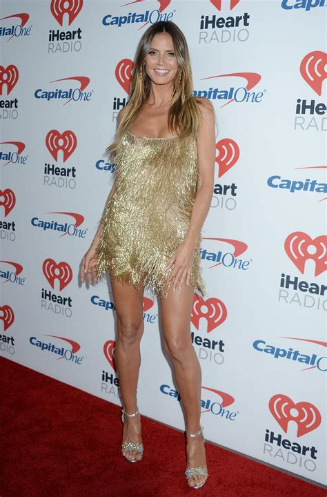 Heidi Klum See Through The Fappening Leaked Photos