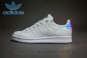 Déstockage Adidas Stan Smith Hologram Iridescent Aq6272