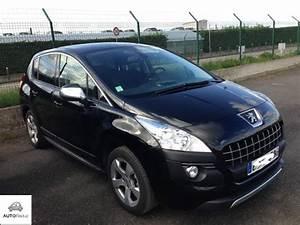 Peugeot 3008 Diesel : achat peugeot 3008 style diesel 115ch d 39 occasion pas cher 15 900 ~ Gottalentnigeria.com Avis de Voitures