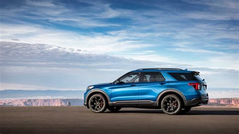 Ford St 2020 Motor Ausstattung by 2020 Ford Explorer St Motor1 Photos