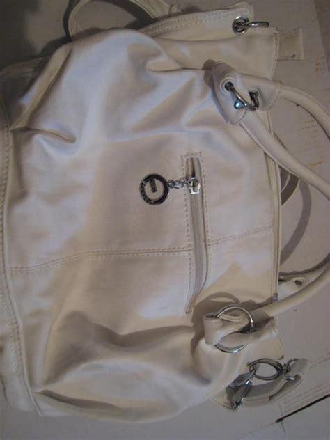 moderne handtasche eternel in weissen leder in m 252 nchen taschen koffer accessoires kaufen