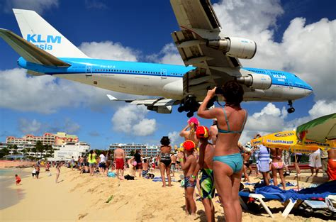 Maho Bay Beach Plan Your Trip To St Maarten Find Cheap