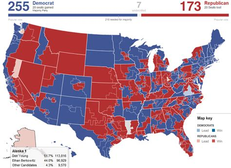 2008 house map nytimes