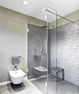 Duschtrennwand Bodengleiche Dusche : walk in dusche duschkabinen ~ Michelbontemps.com Haus und Dekorationen