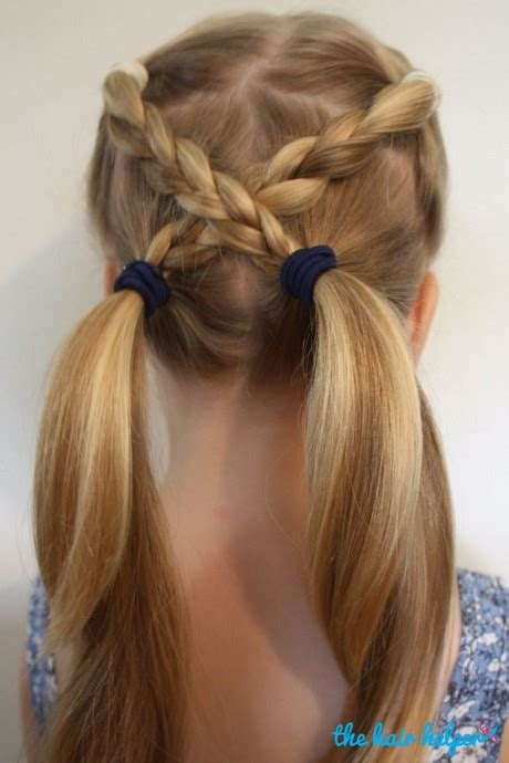 Easy Kid Hairstyles cool easy hairstyles for