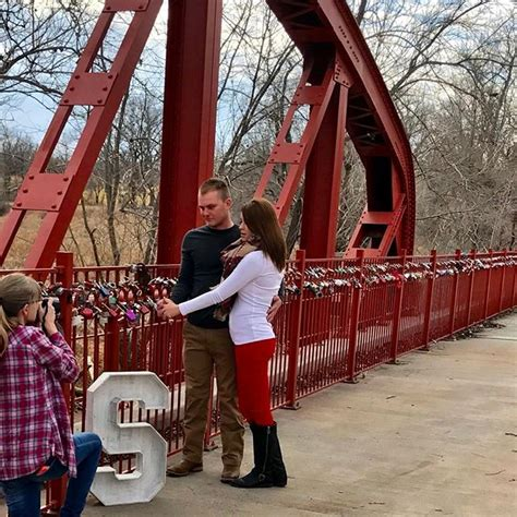 red bridge love locks kc parks  rec