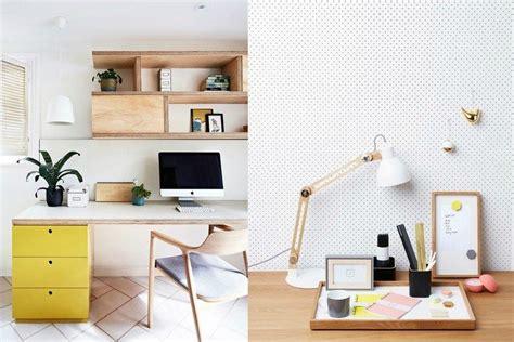 d馗oration bureau maison aménagement bureau à la maison en 50 idées décoratives