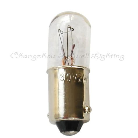 ba9s t10x28 30v 2w miniature l bulb light a035 in