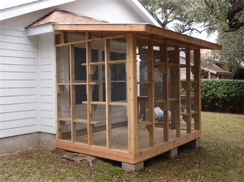 the cat carpenter patio catio
