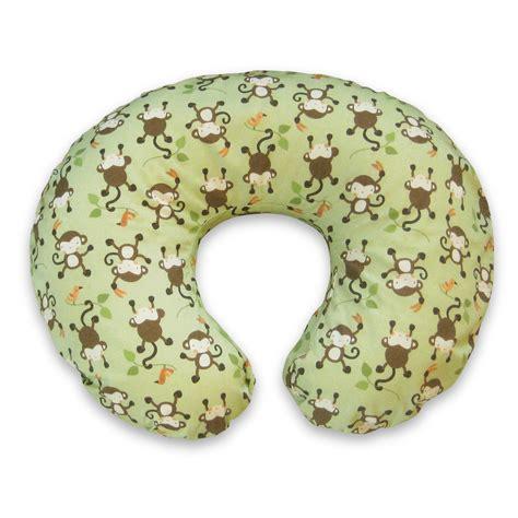 boppy slipcovers boppy pillow classic slipcover monkey