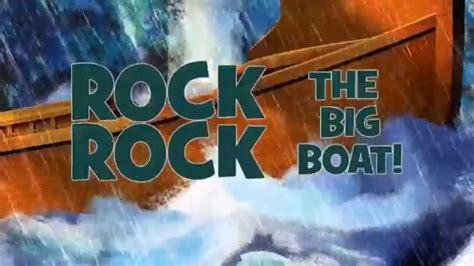 Rock The Boat Vbs Ocean Commotion by Rock The Boat Song Lyrics Video Youtube
