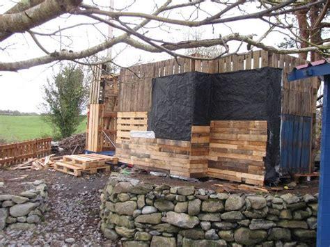 pallet shed mini maison maison