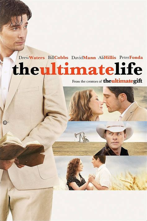 The Ultimate Life DVD Release Date   Redbox, Netflix ...
