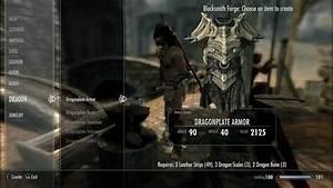 The Elder Scrolls V Skyrim Como Pegar Smithing Lvl 100
