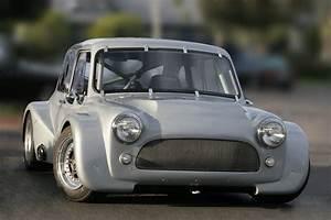 The Kimini 2.2 car project.