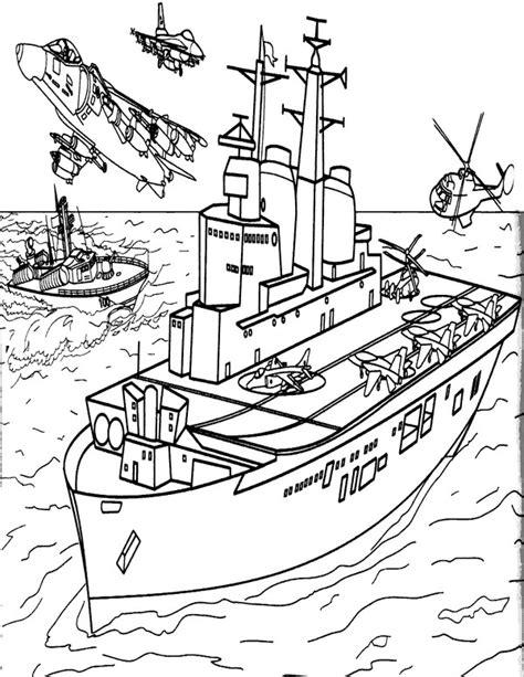 Kleurplaat Boot by Boten Kleurplaat Printen 7