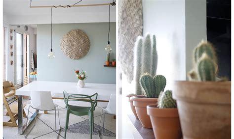 cuisine grise quelle couleur pour les murs avant après mon mur et mon séjour changent de couleur decouvrirdesign