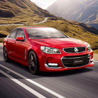 Holden Commodore VFII; Power Ahead | Holden