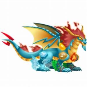 Elements Dragon Information in Dragon City