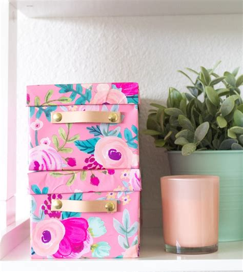 idée cadeau pour sa meilleure amie a faire soi meme rangement papier cadeau cadeaux boite rangement gifi