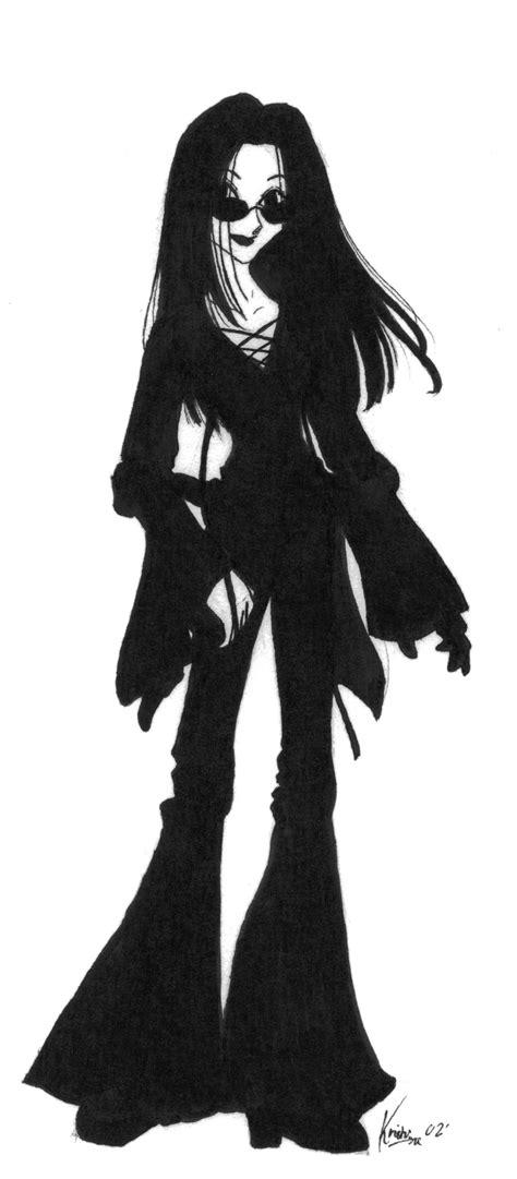 shadow girl  mystcloud  deviantart