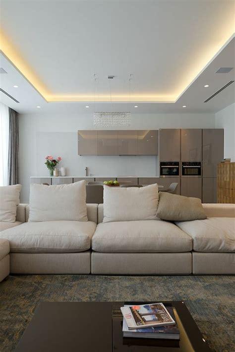 Decke Wohnzimmer by Indirekte Beleuchtung Decke Unikales Wohnzimmer Beleuchten