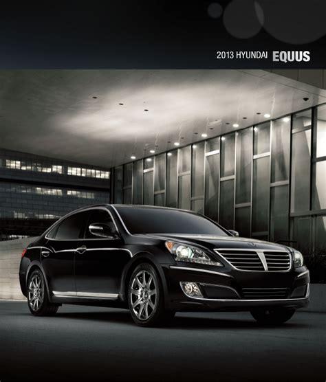 Glenbrook Hyundai Fort Wayne by 2013 Hyundai Equus Brochure Glenbrook Hyundai Happy Car