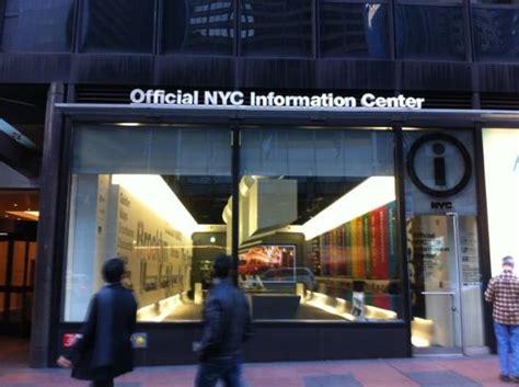 ny tourism bureau york city 39 s official visitor information center